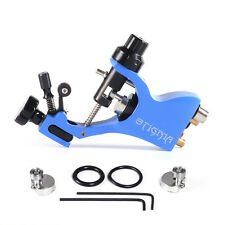 New rotary tattoo machine Professional Stigma Bizarre V2 high quality blue one