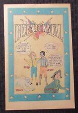 1975 BICENTENNIAL Promo Comic FVF 7.0 Benji Waldo Jason & Jeremiah