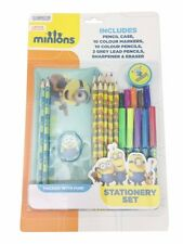 Minions Stationery Set from Hunter Leisure 442/984145