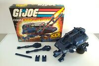 1984 GI Joe Cobra ASP Complete w/Box and Extras! Vintage Hasbro **PLEASE READ!**