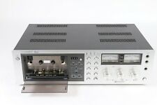 AS IS Concept ELC Stereo Cassette Tape Deck