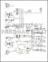 1979 Ford Thunderbird Electrical Wiring Diagram Foldout ...