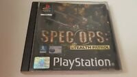 Spec Ops: Stealth Patrol (Sony PlayStation 1, 2000) PS1 PAL UK European Complete
