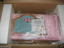 "NEW! AMERICAN GIRL CECILE MARIE GRACE CANOPY BED 18"" DOLL SIZE"