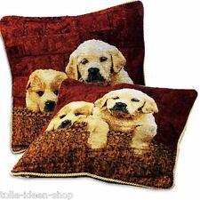 CANE fodera cuscino Cani Cuscino decorativo Arazzo 40x40 Cavalli