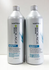 Matrix Biolage Keratindose  Shampoo and Conditioner Liter Duo for Damaged Hair