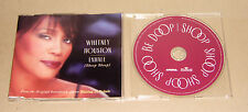 MAXI SINGLE CD Whitney Houston-Exhale (Shoop Shoop) 3. tracks 1995 waiting to...