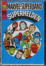 ++ Marvel-Superband - Superhelden ++ Nr. 18 ++ Williams Verlag ++ (öS Ausgabe)