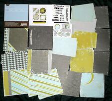Creative Memories For Him Paper Album Kit BNIP