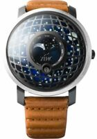 NEW Xeric Trappist-1 Moonphase Gunmetal Blue | AUTHORIZED DEALER