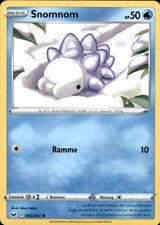 Pokemon - 63/202 Snomnom - Schwert & Schild 1 - Deutsch