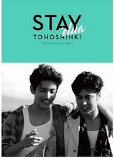 KPOP TVXQ TOHOSHINKI  STAY'elua  (Photobook) Japan