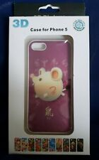 3D Picture iPhone 5 Case with RAT Year of Your Age NEW & UNIQUE