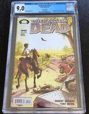 The Walking Dead #2 CGC 9.0 2nd Print 1st Lori, Carl and Glenn