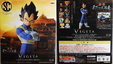 BANPRESTO Dragon Ball Z SCultures Vegeta Figure Tenkaichi Budokai 2 NEW Japan