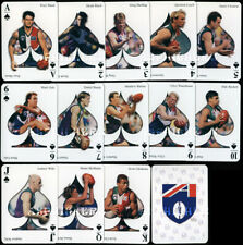 1998 Fremantle Dockers Football Club SET of 13 AFL Footy Stars Playing Cards #2
