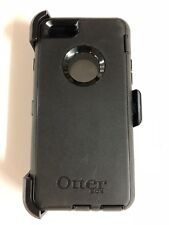 OtterBox Defender Case w/Holster Belt Clip for iPhone 6 iPhone 6s Black