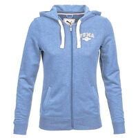 d2a103708b9 PUMA Style Athletic Womens Hooded Sweat Jumper Full Zip Hoodie 832140 14 R2I
