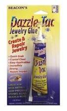 Beacon Dazzle-Tac Jewelry Glue creats & repairs jewelry