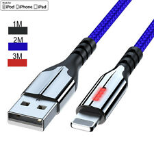 Lightning Fast Charge Charger Data Cable USB Lead For iPhone 11 X XR XS Pro iPad