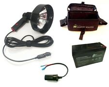 Hunting Lamp Light Spot Light with Lamping Battery Pack Charger