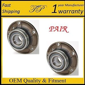 Front Wheel Hub Bearing Assembly For BMW Z3 1996-2002 (PAIR)