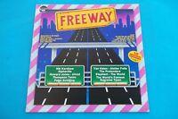 FREEWAY LP 1984 COMPILATION NUOVO