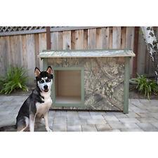 NEUE Hundehütte Hundehaus, rezykliertes Material ECOFLEX, WÄRME-ISOLIERT (706XL)
