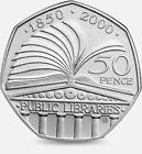1997-2021 50p COINS FIFTY PENCE BEATRIX POTTER BREXIT PEACE &  BU TEAM GB BU KEW
