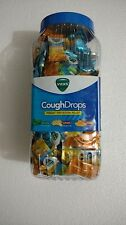 Vicks Cough Drops 3 Flavors Menthol, Honey & Ginger - 190 Pcs