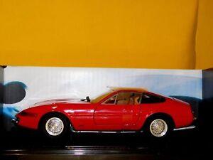 FERRARI 365 GTB4 Daytona 1968 -1973 ELITE HOTWHEELS L2980 1/18