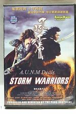 Storm Warriors DVD ( Eng and Spanish Subtitles ) ntsc import dvd