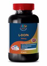 dopamine & serotonin supplements - L DOPA MUCUNA EXTRACT 350MG - mucuna mood 1B