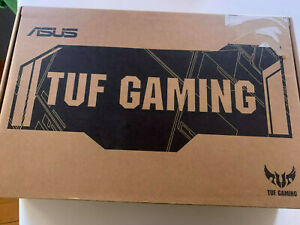 """Asus TUF Gaming Laptop FX505D 15.6"""" LCD AMD R5 Stealth Black New in Unopened Box"""