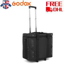 UK Godox Outdoor Shooting Draw-Bar Box Stuido Flash Carry Case for AD360II AD600