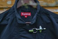 SUPREME NEW YORK NYLON TURNOUT JACKET SIZE LARGE BRAND NEW IN PACKAGING PALACE