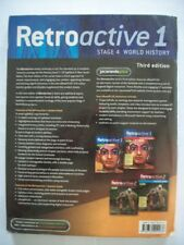 Retroactive 1- Stage 4 World History by Anne Low, Maureen Anderson, Ian Keese