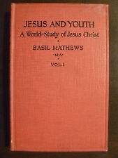 Jesus and Youth Vol. 1: Lesson Outlines for Young Adolescents with Subjects f...