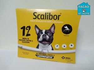 Scalibor¹collar dog flea tick leishmaniasis 48 cm 18,90'' protection12 months