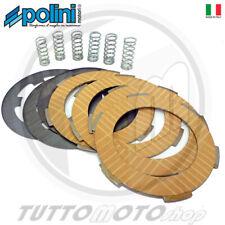POLINI 4 DISCHI FRIZIONE RACING 6 MOLLE PIAGGIO VESPA 50 HP FL2 - VESPA 125 FL