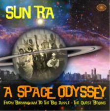 Sun Ra-A Space Odyssey  CD / Box Set NEUF