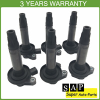 6X Ignition Coils For Ford Edge Explorer F-150 Taurus MKS MKT 07-16 7T4Z-12029-E