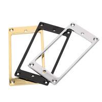 2pcs metal flat frame Humbucker guitars Pickup Mounting Ring