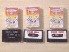 Vintage Computer Commodore 64 TOOL BOX Software Joblot MUSIC IMAGE SYSTEM AUDIO