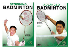 Badminton instructional 2 DVD Set by Kevin Han
