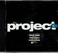 The Project  Grace Jones, Gwen Guthrie  and Others  BRAND  NEW SEALED  CD