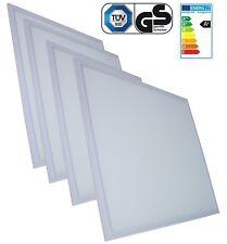 4x LED Panel 62,5cm x 62,5cm 40W 4000LM 4000K weiß Einbauleuchte Deckenlampe