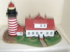 Quoddy Lighthouse Structure, - Maine