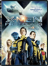 X-Men: First Class [New DVD] Ac-3/Dolby Digital, Dolby, Dubbed, Subtitled, Wid