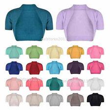 Markenlose Mädchen-Pullover & -Strickware aus Acryl